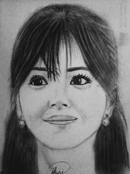 Song Hye Kyo by meryxsi